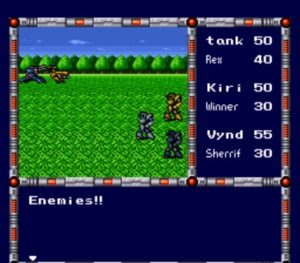 Cyber Knight for the SNES Review   RetroMaggedon Classic Gaming