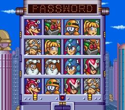 mega man 7 snes passwords retromaggedon classic gaming