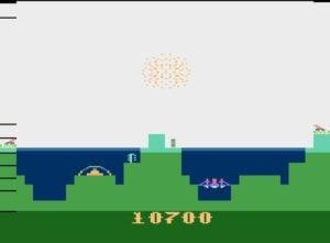 Atlantis (Atari 2600) Review | RetroMaggedon Classic Gaming