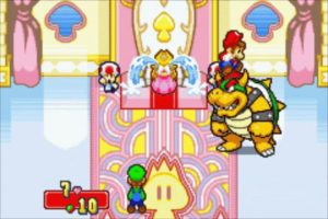 Mario Luigi Superstar Saga Gba Review Retromaggedon